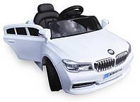 Детский электромобиль на аккумуляторе Cabrio B4 белый с пультом управления ( радиоуправление ), фото 1