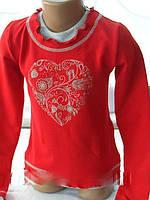 Модная детская кофта с длинным рукавом,детская одежда оптом