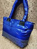 РАСПРОДАЖА Спортивная сумка Хлопок Женские спортивная сумка(только оптом)Сумка стильный дутики, фото 2