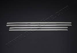 Молдинг стекол (4 шт) - Fiat 500X
