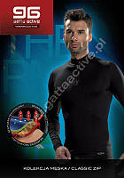 Термокофта Gatta Active спортивная для мужчин (М-2XL)