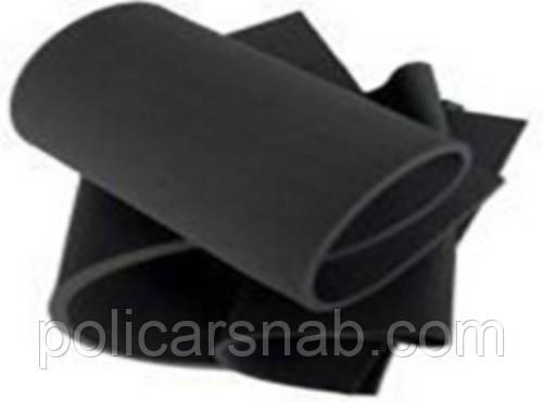 Резины губчатые, микропористые, колондрованные, смеси  резиновые