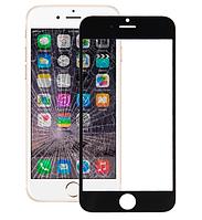 Стекло для iPhone 6  Original black