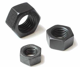 Гайка М3 шестигранная ГОСТ 5915-70, DIN 934