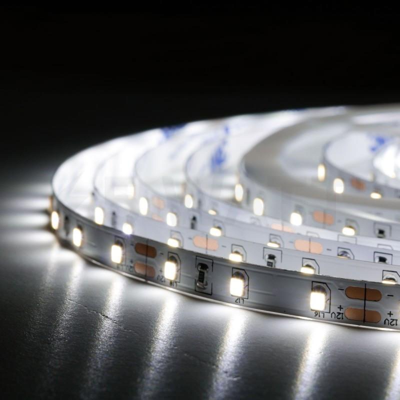 Светодиодная лента BIOM Professional G.2 2835-60 W белый, негерметичная, 5метров