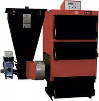 Твердотопливный котел Roda RK3G/S-50 Красный с черным (0301010219-000026097) КОД: 613534