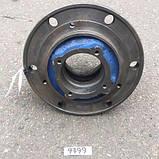 Ступица колеса ПАЗ 3205 32053 КАНАШ переднего (6шпилек) (проточка под ротор АБС) (GO) (3205-3103015-20), фото 4