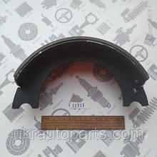 Колодка тормозная ГАЗ 33081 САДКО стояночного тормоза (GO) (Колодка ручника САДКО) (3308-3507014 (GO))