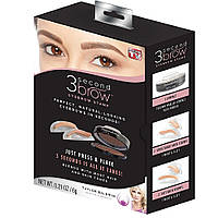 Набор для штампа бровей 3 Second Brow Eyebrow Stamp