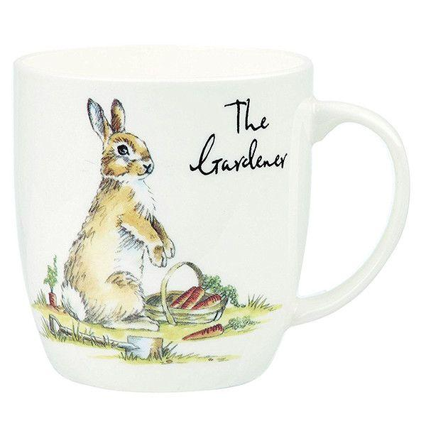 Кружка Churchill Country The Gardener Bone China Mug 300 мл (COPU00091)