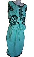 """Жіноче вишите плаття """"Агнеса"""" (Женское вышитое платье """"Агнеса"""") PT-0024"""