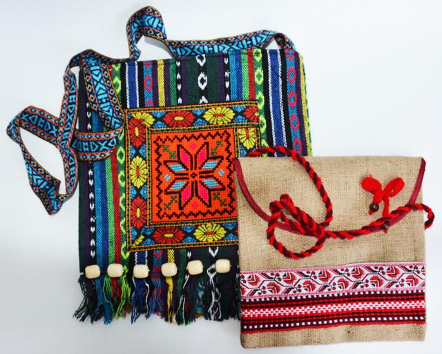 Сумки производства Украина, этно-сумки