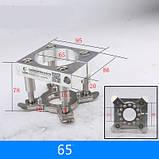 Насадка на шпиндель для притискання матеріалу 65 мм., фото 2