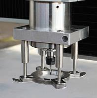 Насадка на шпиндель для прижима материала 65 мм.