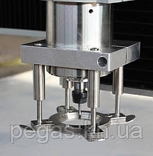 Насадка на шпиндель для притискання матеріалу 65 мм.