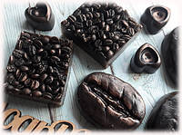 """Нарезное мыло """"Кофейное зерно"""", фото 1"""