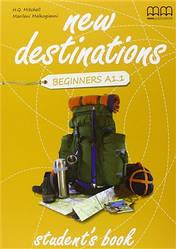 New Destinations Beginners A1.1 Student's Book