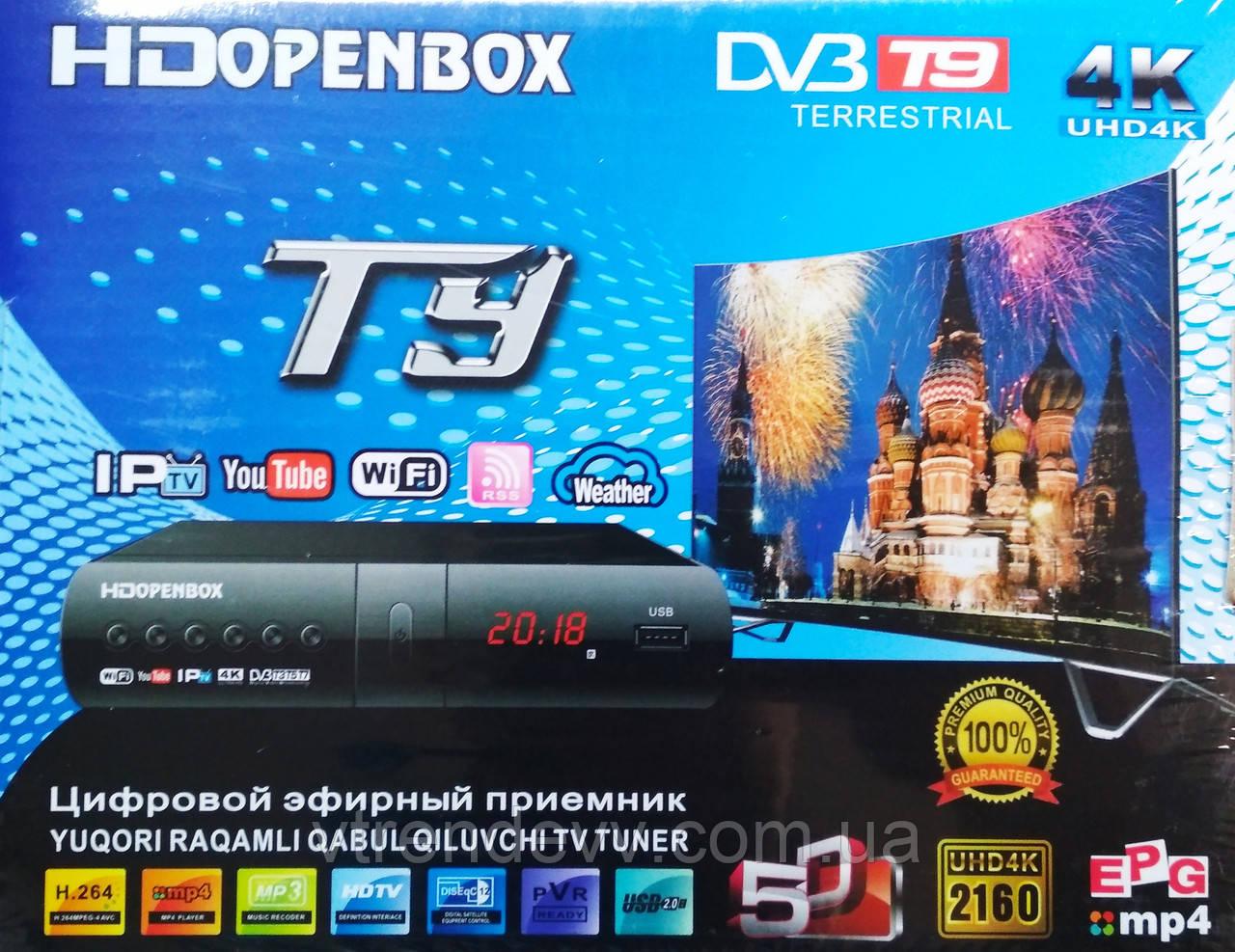 Цифровой тюнер HD Openbox T9
