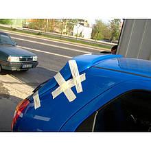 Спойлер длинный (под покраску) - Fiat Palio 1998+ гг.
