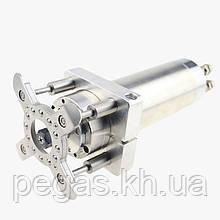 Насадка на шпиндель для притискання матеріалу 100 мм.