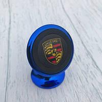 Магнитный держатель для телефона в машину  Porsche