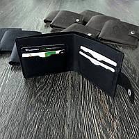 Кожаный кошелёк Motörhead чёрного цвета, фото 2