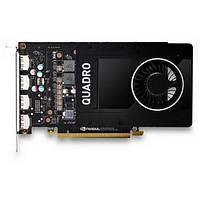 Відеокарта HP NVIDIA Quadro P2000 (1ME41AA) HP NVIDIA Quadro P2000 (1ME41AA) Black