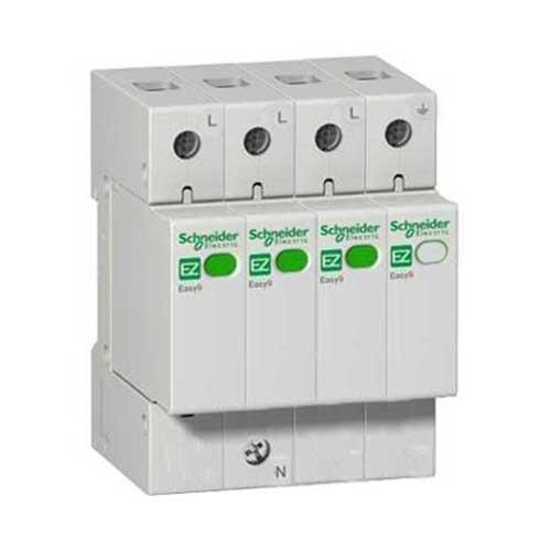 EZ9L33720 УЗИП 3Р+N 20кA 10кА 1.3кВ Easy9 Schneider Electric