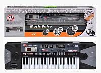 Детский синтезатор   с микрофоном, usb-порт, 37 клавиш