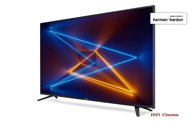 Sharp LC-xxUI72xxE Series - UHD TV front-right (1)