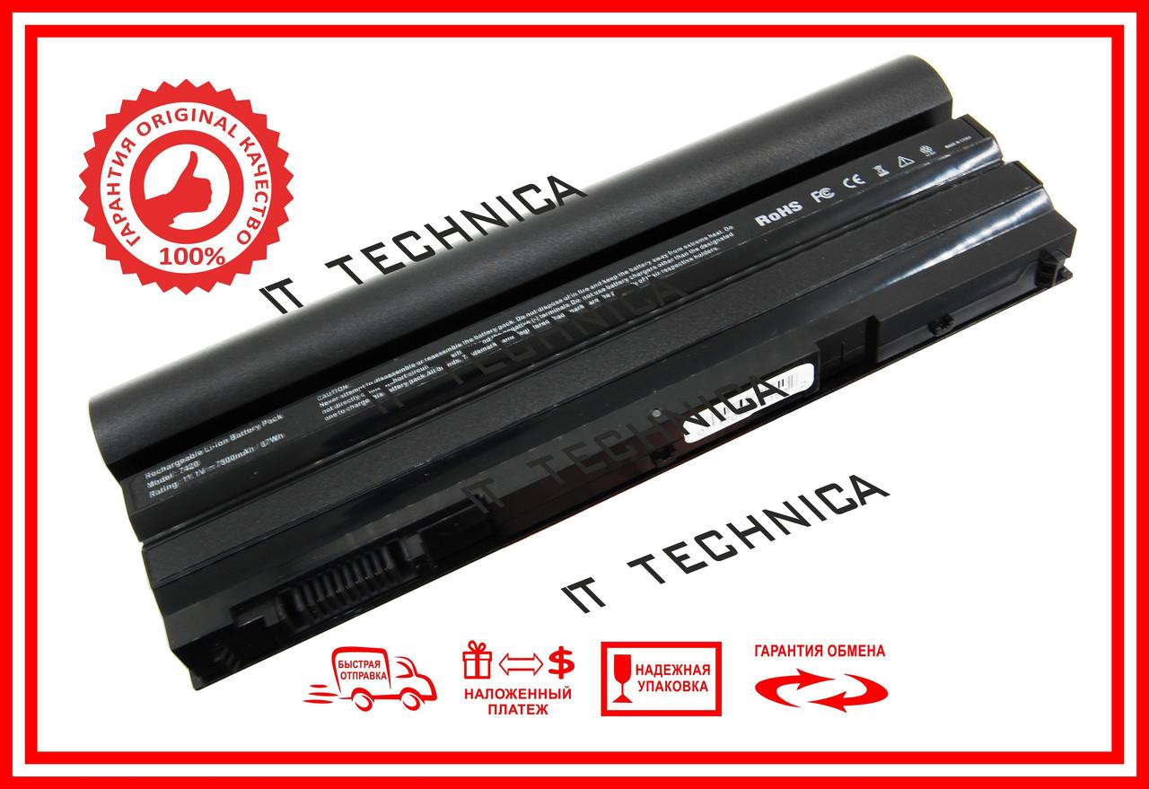 Батарея DELL 5520 SPECIAL 11,1V 7800mAh оригінал