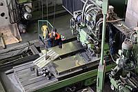 Шлифование плоскостей X=1-3500 мм, Y=1-1500 мм, Z=1-1500 мм Изготовление и шлифовка валов любой сложности, фото 1