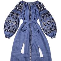 """Жіноче вишите плаття """"Агапія"""" (Женское вышитое платье """"Агапия"""") PK-0002"""