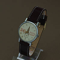 50 лет СССР наручные механические часы Зим , фото 1