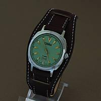 Слава мужские наручные механические часы , фото 1