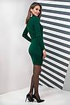 Вязаное платье для офиса, 44-48, фото 3