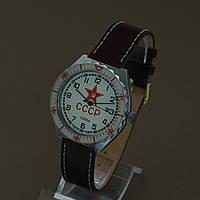 Слава наручные механические часы СССР , фото 1