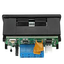 Winners® DC Meter LCD Digital Dual Дисплей Напряжение тока RS485 Вольтметр Дополнительный протокол Modbus, фото 3