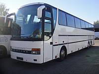 Лобовое стекло автобуса Setra S 215 HDH/317 HDH