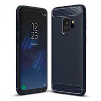 Накладка для Samsung Galaxy G960 S9 TPU Slim Series Синий