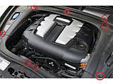 Клипса крепления обшивки Porsche Cayenne, фото 3