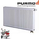 Стальной (панельный) радиатор PURMO Ventil Compact т22 600x1400 нижнее подключение, фото 3
