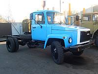 Автомобільне шасі ГАЗ після капітального ремонту.