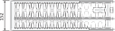 Стальной (панельный) радиатор PURMO Compact т33 600x1000 боковое подключение, фото 3