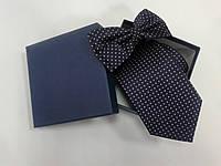 Подарочный набор галстук , бабочка