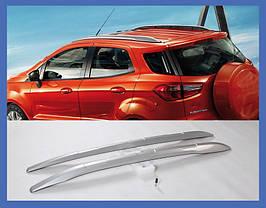 Оригінальні рейлінги - Ford EcoSport 2012+