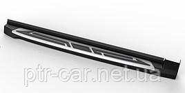 Боковые площадки OEM (2 шт) - Ford Explorer 2011+ гг.