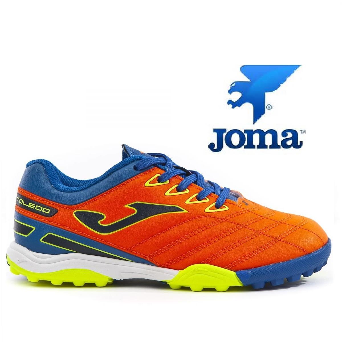 Детская футбольная обувь (многошиповки) Joma Toledo 808 PT Junior