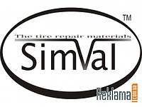 Пластыря радиальные Simval (Украина)