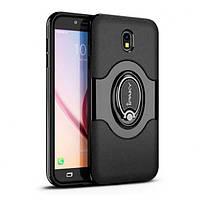 Накладка для Samsung Galaxy J330 J3 2017 Yudun Case iPaky Чорний